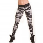 Nebbia Лосины Leggings Camo Combi 246 Gray