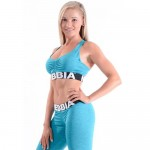 Nebbia Топ Mini Top 223 Blue