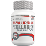 BioTech USA Hyaluronic & Collagen