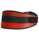 Mad Max Пояс Simply the Best MFB 421 Red