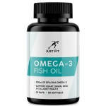 Just fit Omega-3 Fish oil