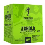 MusclePharm Iron Pack Arnold Series