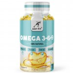 Just fit Omega 3-6-9