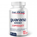Be First Guarana Extract Capsules