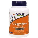 Now Foods L-Carnitine 1000 mg