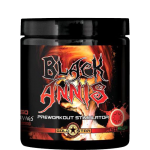 Gold Star Pre-workout Black Annis