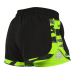 Шорты Denver Black/Neon Lime