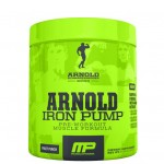 MusclePharm Iron Pump Arnold Series