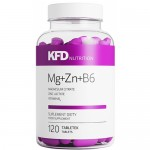 KFD Nutrition ZMA (Mg+Zn+B6)