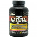 Top Secret Nutrition Natural T