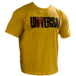 Universal Nutrition Футболка Universal logo t-shirt Yellow