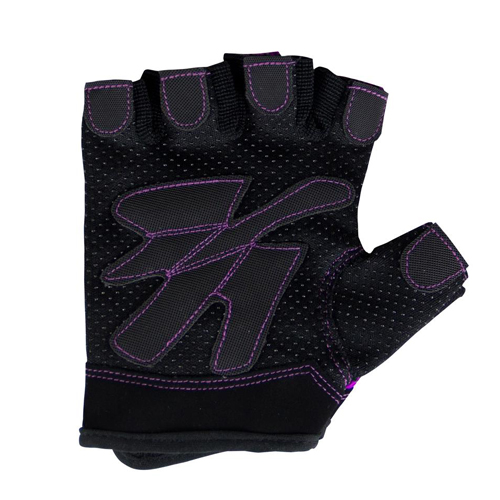 Перчатки Fitness Black/Purple