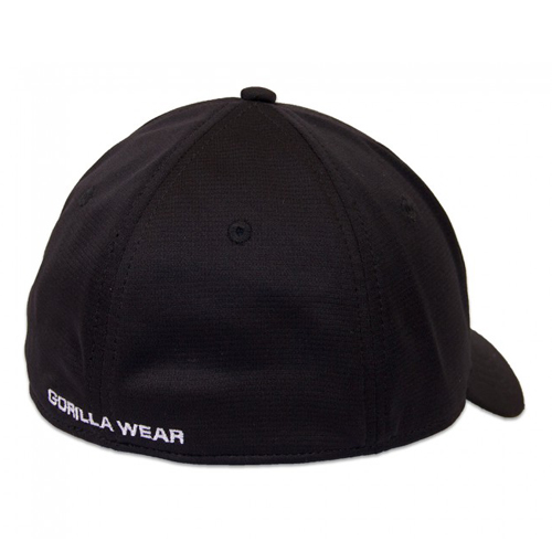 Бейсболка Laredo Flex Cap Black