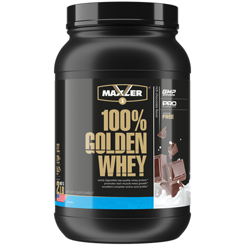 100% Golden Whey