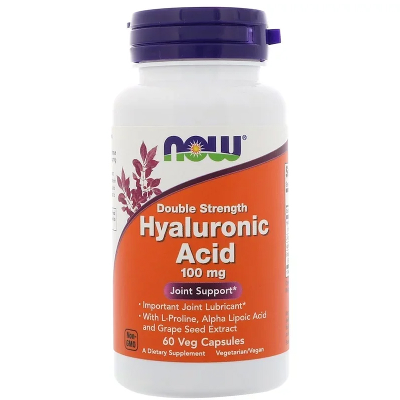 Hyaluronic Acid 100 mg 2x plus