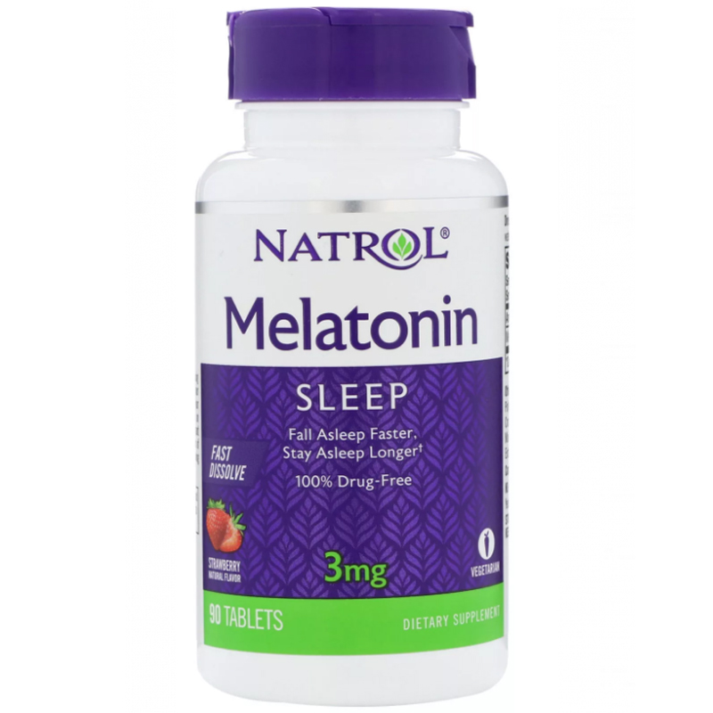 Melatonin FD 3 mg