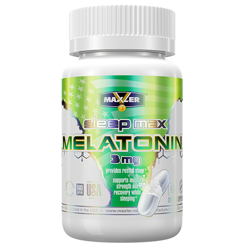 Melatonin Sleep Max