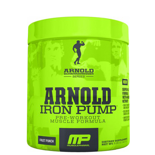 Iron Pump Arnold Series