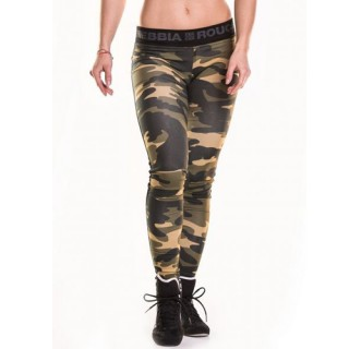 Лосины Camo Leggins 203 Green
