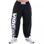 Nebbia Мужские штаны HardCore Fitness Sweatpants 310 Black