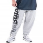 Nebbia Мужские штаны HardCore Fitness Sweatpants 310 Gray