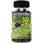 Cloma Pharma Black Spider 25